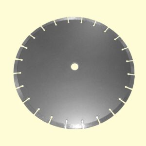 ใบเพชรตขนาด 14 นิ้ว 10 มิล ตัดลึก 8 ซม หรือ 3.14 นิ้ว ขนาดตัดร่องที่ได้ 10 มิล (1 ซม)
