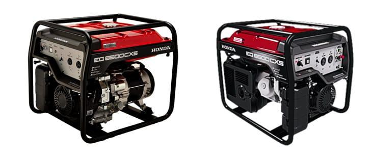 ขายเครื่องปั่นไฟ Honda Honda EG6500CXS ระบบ D-AVR เครื่องปั่นไฟขนาดใหญ่ เสียงเงียบ