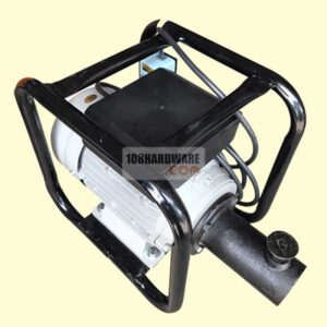 เครื่องจี้ปูน เครื่องจี้คอนกรีต มอเตอร์จี้คอนกรีต 3 แรงม้า 220V มอเตอร์จี้ปูน ข้อต่อแบบเขี้ยว DYNAPAC