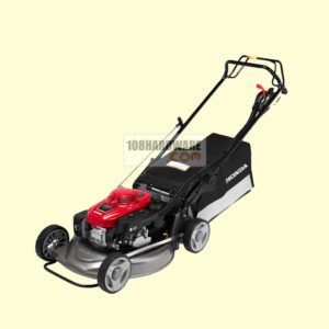 รถเข็นตัดหญ้า Honda HRJ216 เดินหน้าถอยหลังได้ Lawn Mower