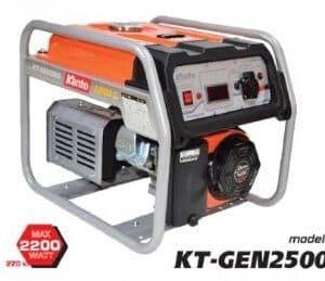 เครื่องปั่นไฟ KENTO KT-GEN-2500 กำลังไฟ 2.0kw.