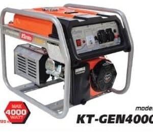 เครื่องปั่นไฟ KENTO KT-GEN-4000 กำลังไฟ 3.3kw.