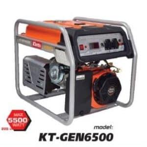 เครื่องปั่นไฟ KENTO KT-GEN6500 กำลังไฟ 5.5kw.