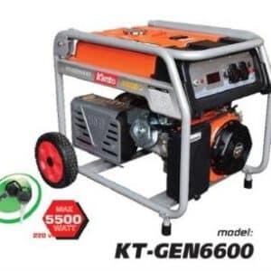 เครื่องปั่นไฟ KENTO KT-GEN6600 กำลังไฟ 5.5kw.