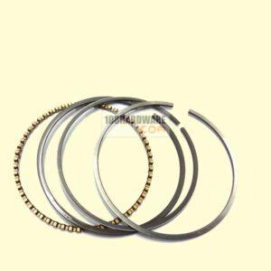 ชุดแหวนลูกสูบ 0.25 ของ GX160 GX200 WB30XT อะไหล่ Honda แท้ 100%