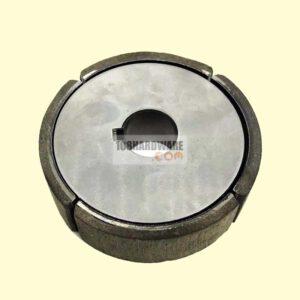 คลัชตบกระโดด รู 20 มิล ใช้เปลี่ยนเมื่อคลัชหมดหรือคลัชตบกระโดดเสีย คลัชตบกระโดดเส้นผ่าศูนย์กลาง 7.9 cm แก้ไขเปลี่ยนเมื่อคลัชตบกระโดด รู 20 มิลที่มีปัญหาแทนตัวเดิม