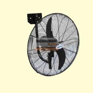 """พัดลมติดผนัง พัดลมอุตสาหกรรมใบดำ HIGH POWER VENZ 20″-30"""" FB"""
